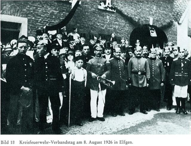 kreisfeuerwehrverband Elfgen 1926