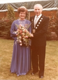 schuetzenkoenig_1979 Ottmar und Trudi Heimann